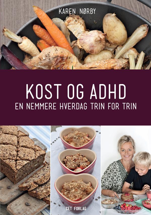 Kost og ADHD - en nemmere hverdag trin for trin