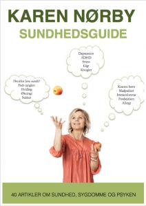 Sundhedsguide fra ernæringsterapeut Karen Nørby