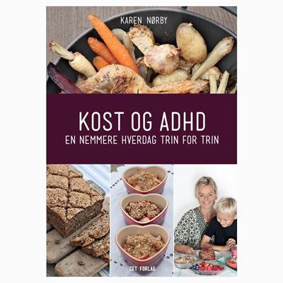 Kost og ADHD af Karen Nørby