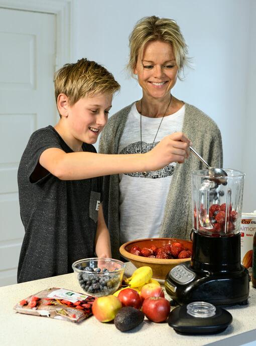 Kost og ADHD til forældre