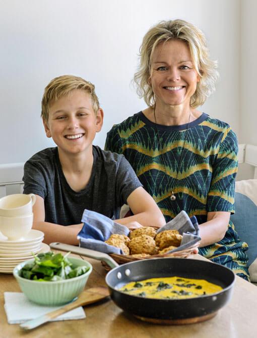Kost og ADHD for forældre